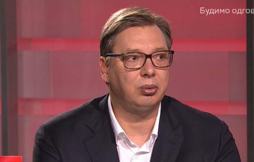 """""""Dođe mi iz kože da iskočim kada to čujem"""": Vučić otkrio šta ga najviše pogađa sa situacijom u Pazaru"""