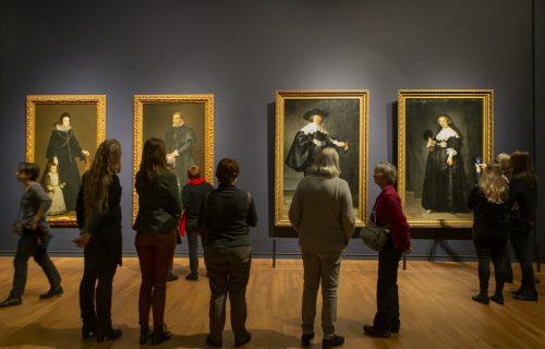 """""""Sotbi"""" nastavio aukcijsku sezonu: Rembrantov autoportret """"otišao"""" za 18,7 miliona dolara (FOTO)"""