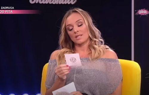 Anabela pročitala poruku od Miljkovića, u studiju nastao muk: Voli te tvoj zet Marko, molim te oprosti mi