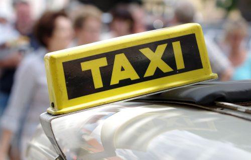 Drama u Subotici: Taksista vozio DROGIRAN, uhapšen na putu za Sombor