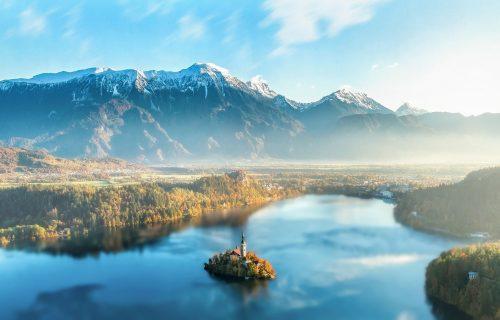 Prelepi Bled: Bajkovito mesto u srcu Slovenije (FOTO+VIDEO)