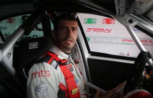Borković ušao u istoriju automobilizma: TOTALNA DOMINACIJA, pobede ostvarene na svim trkama šampionata!