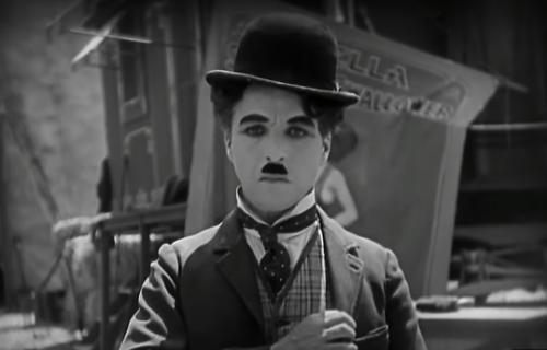 Majstor komedije: Filmovi Čarlija Čaplina besplatno na platformi Moj Off
