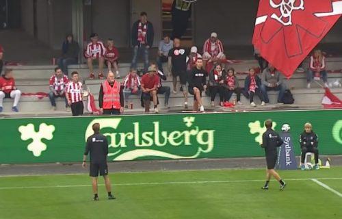 Propustili FINALE: Odbili da se fizički distanciraju, IZBAČENI sa stadiona (VIDEO)