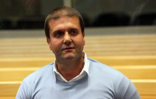 Šarić traži da bude pušten na SLOBODU: Žalio se advokatima - evo šta piše u ZAHTEVU (FOTO)
