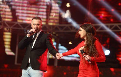 ZALEDILI se kad su se ugledali: Ovako je protekao prvi susret Dragane Mitar i Eda posle raskida! (VIDEO)
