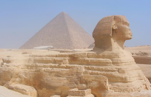 Najstarije svetsko ČUDO: Pogledajte unutrašnjost Keopsove piramide (VIDEO)