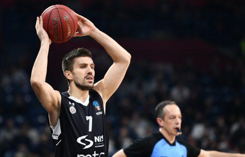 Otišao iz Partizana i procvetao: Gordić blista u Mornaru, ponovo ispisao istoriju ABA lige (FOTO)