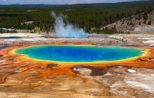 Da ne verujete sopstvenim očima: Ovaj termalni izvor, neverovatno je čudo prirode (FOTO+VIDEO)