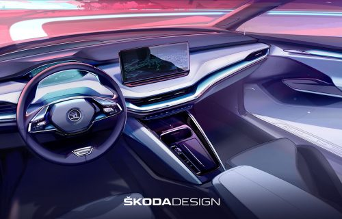 Škoda Enyaq iV čeka premijeru, a ovako će izgledati enterijer