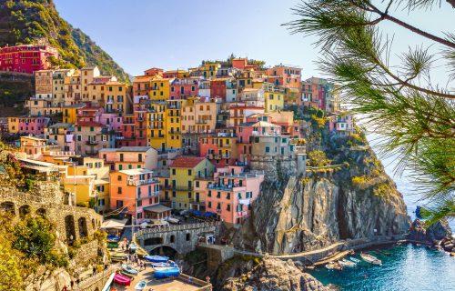 ĆINKVE TERE: Italijanska sela iz bajke (FOTO+VIDEO)