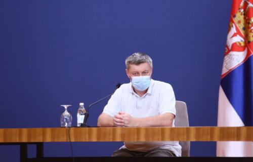 Pogledajte kako srpski dr Haus izgleda nakon što je preležao koronu: Poručio je vrlo važnu stvar! (FOTO)