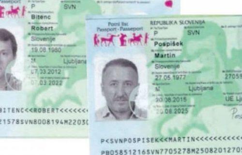Kožar i Hadžić imali lažne pasoše, na imena Robert Bitenc i Martin Pospišek: Detalji ubistva škaljaraca