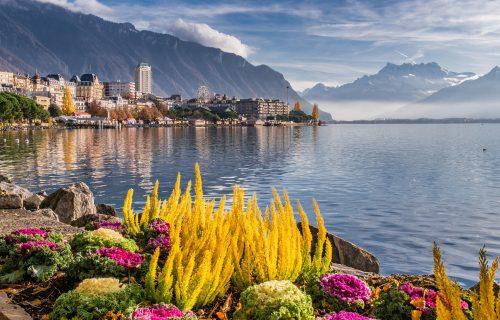 Ženevsko jezero: Turistička prestonica Evrope (FOTO+VIDEO)