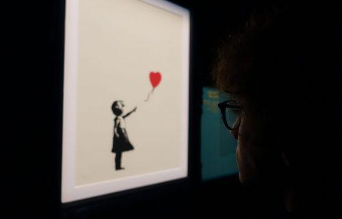 Slučajno su uništili Benksijevo najnovije delo: Sada umetnika mole da ga naslika ponovo