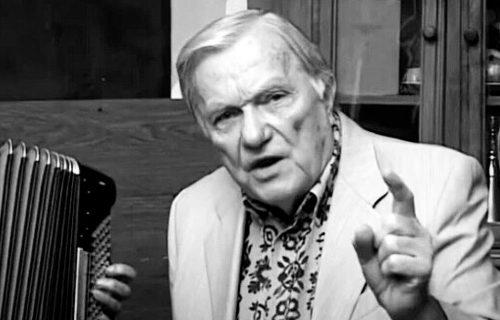 Preminuo poznati srpski harmonikaš i pevač Milutin Mića Stojanović