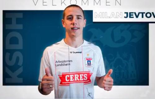 Stanković ga PRECRTAO, on odmah našao novi klub: Jevtović već PROMOVISAN u Danskoj