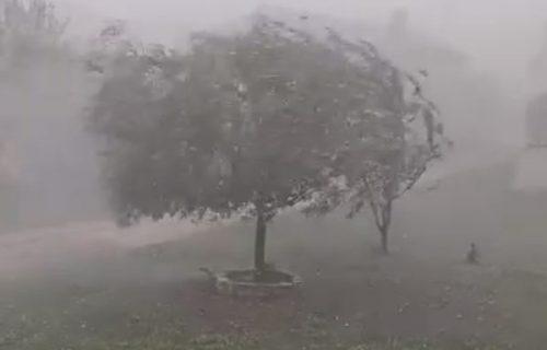 Oluja razbija Hrvatsku! Jezivo nevreme čupalo drveće, plavilo gradove, svuda je HAOS