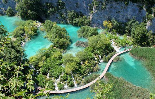 Plitvička jezera: Jedan od najlepših nacionalnih parkova na Balkanu (FOTO+VIDEO)