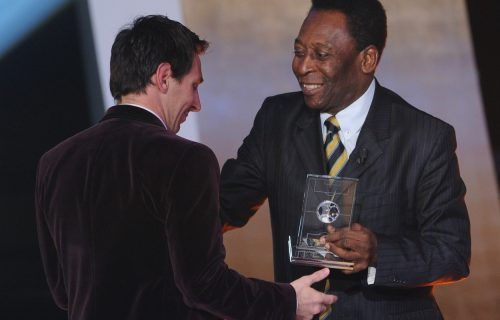 Pele završio u bolnici: Poznato stanje legende svetskog fudbala