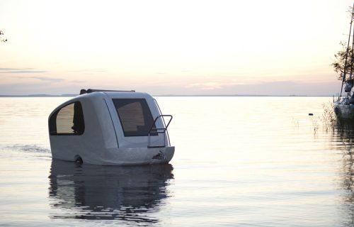 Čamac i kamp-prikolica u jednom! Sealander je stvoren za letnji odmor (VIDEO)