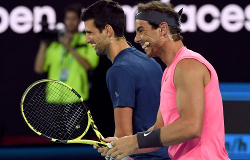Bivši teniski šampion prednost daje Novakovim rivalima: Volim i njega, ali na DRUGAČIJI način