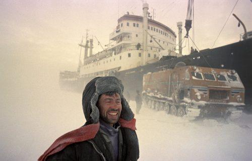 Kraljica polarnih pustinja: Kako su sovjetske Kharkovchanke osvojile Antarktik (VIDEO)
