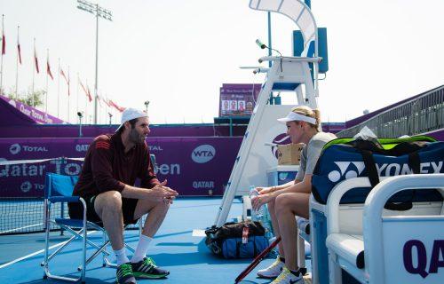 """Hrvatska teniserka ne može da veruje zašto je OSTALA bez trenera: """"Prvi put čujem da je to razlog""""!"""