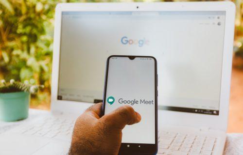 """Google Meet predstavio 5 aduta kojima želi da """"otme"""" korisnike Messengera i Zooma"""