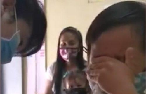 Kakva legenda! Mališan se uplašio injekcije, pa od muke zapevao hit Frenka Sinatre (VIDEO)