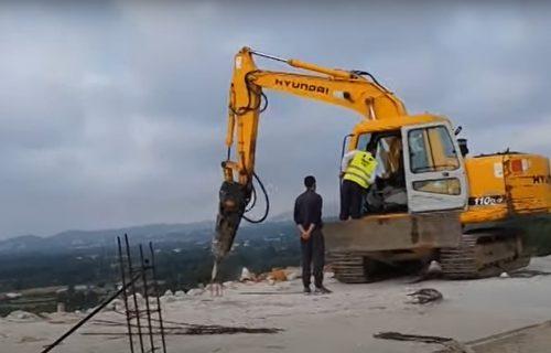 Rušenje konaka zakonito, ostaje zabrana gradnje: Ministarstvo odbilo žalbu Mitropolije