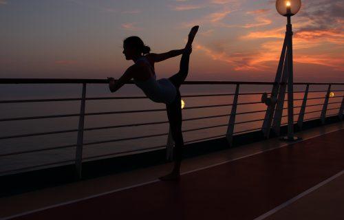 Večernje vežbe: Pilates relaksacija od 10 minuta za miran san (VIDEO)