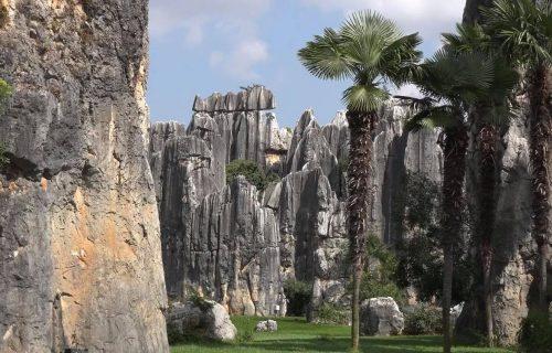 Da li ste čuli za KAMENU ŠUMU? Šilin čine razbacane stene, nastale pre 270 miliona godina (FOTO+VIDEO)