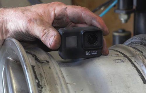 GoPro kamera otkrila šta se događa sa gumom u vožnji (VIDEO)
