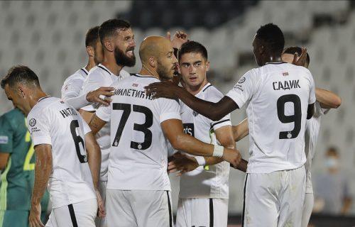 JUBILEJ! Partizan će večeras proslaviti veliki uspeh u Evropi (FOTO)