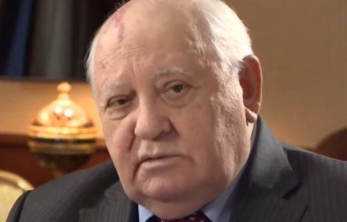 Gorbačov savetuje Moskvu: Rusija treba da spreči rat Kine i SAD, pandemija doliva ulje na vatru!