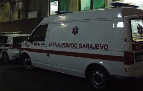 Posle sudara audi sleteo u kanal: Težak udes kod Pala, poginuo bračni par, ima i povređenih