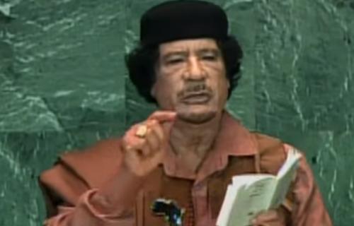 ŠOK ISPOVEST robinje Soraje iz Gadafijevog harema: Imao je ODNOSE četiri puta dnevno, nije birao sa kim