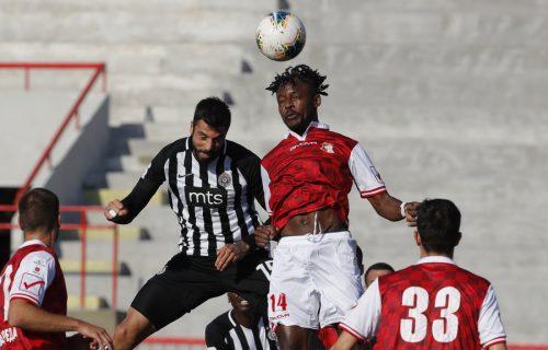 Pokušavao je u Partizanu, ali je USPEO tek u novom klubu: Bivši član crno-belih dao strašan gol (VIDEO)