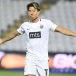 Asano pronašao novi klub: Japanac na korak od milionskog ugovora sa bivšim učesnikom Lige šampiona