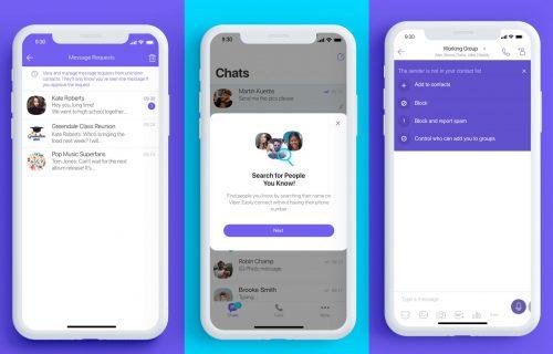 Viber predstavio nove alate protiv spama, ali i opciju koju dugo priželjkujemo