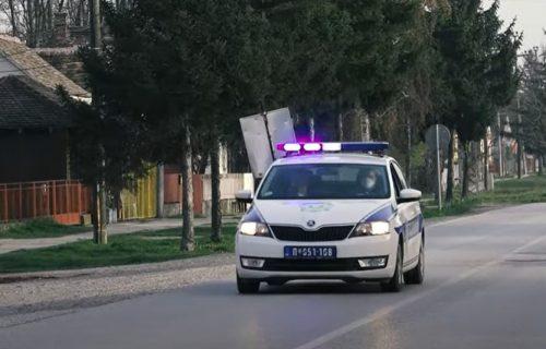 Srećan kraj drame u Kovinu: Pronađen nestali policajac