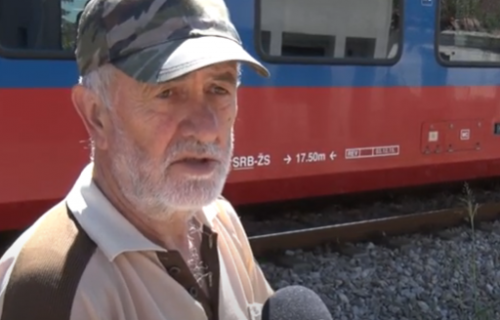 """""""Pomislio sam da može voz da je udari, a onda sam čuo..."""": Očevidac ispričao DETALJE UŽASA u Lajkovcu"""