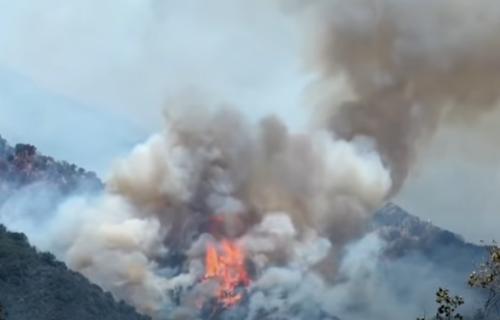 Požari ponovo besne: Kalifornijski vatrogasci ne mogu sami, pomoć im pružaju i ZATVORENICI