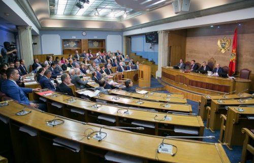 Crnogorskoj Skupštini predložena rezolucija o genocidu protiv Srba