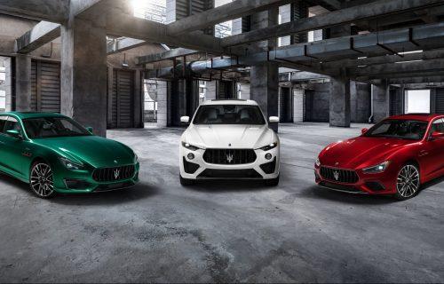 Maserati proširio kolekciju Trofeo sa dva atraktivna modela (FOTO)