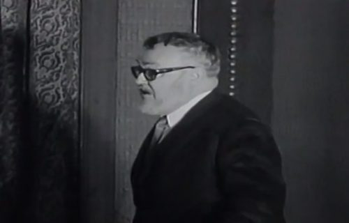 """""""Taj čovek je bio hrabar, neumoran, nepobediv"""": Narodno pozorište obeležilo 110. rođendan Bojana Stupice"""