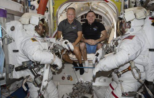 Oči sveta uprte u Atlantik: Pratite sa nama povratak američkih astronauta na Zemlju (VIDEO)