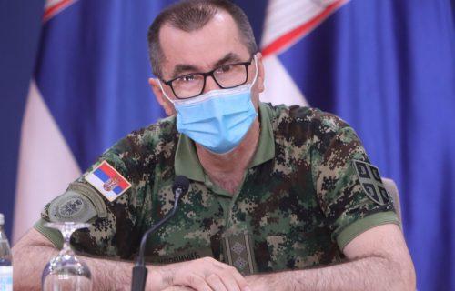 VIRUS ne zna za Božić i praznike: Komandant Ivo Udovičić progovorio o trenutnom stanju sa koronom