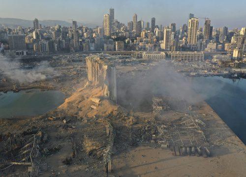 Lider Hezbolaha negira ulogu u stravičnoj eksploziji u Bejrutu